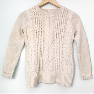 ✨ HOST PICK - Club Monaco beige lambswool sweater